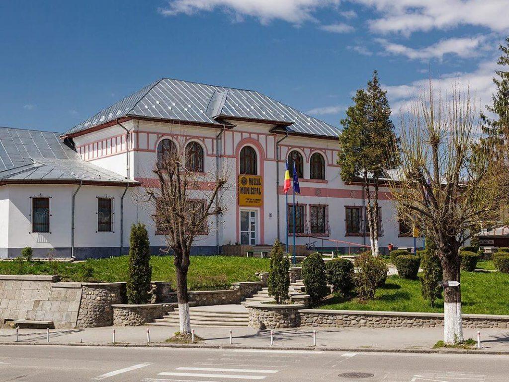 muzeu curtea de arges